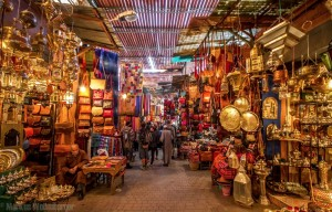 Marrakech-Souk-market-traditional-visite-guidée-excursion-marrakech